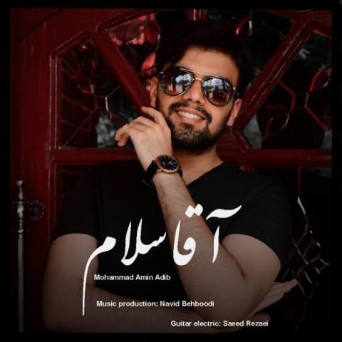 Download Music محمد امین ادیب آقا سلام