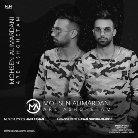 Download Music محسن علیمردانی آره عاشقتم