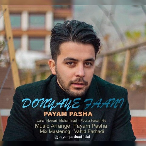 Download Music پیام پاشا دنیای فانی