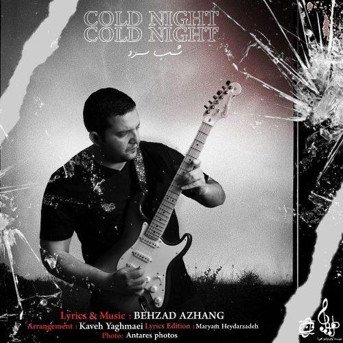 Download Music بهزاد آژنگ شب سرد