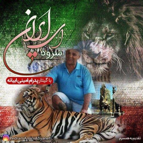 Download Music پدرام امینی سرود ای ایران