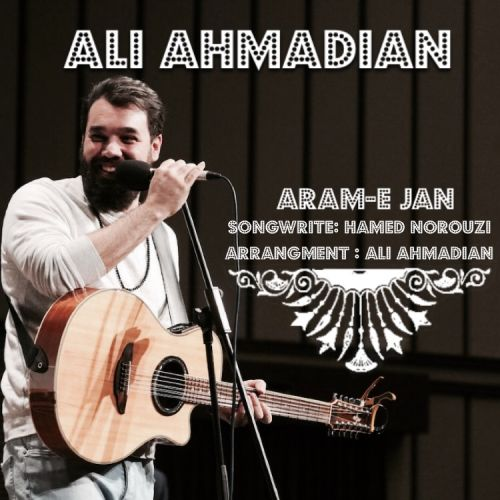 Download Music علی احمدیان آرام جان