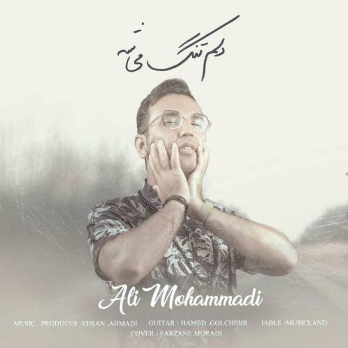 Download Music علی محمدی دل تنگ میشه