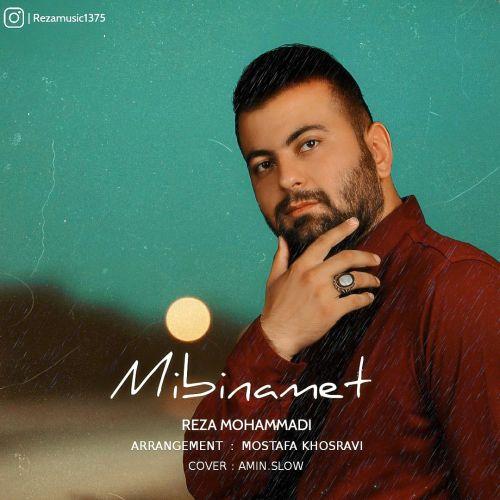 Download Music رضا محمدی میبینمت