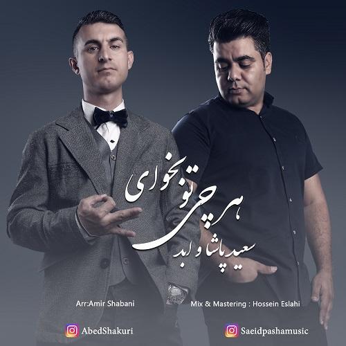 Download Music سعید پاشا و ابد هر چی تو بخوای