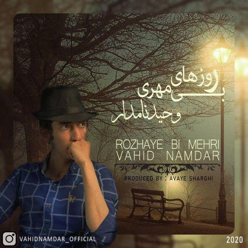 Download Music وحید نامدار روزهای بی مهری