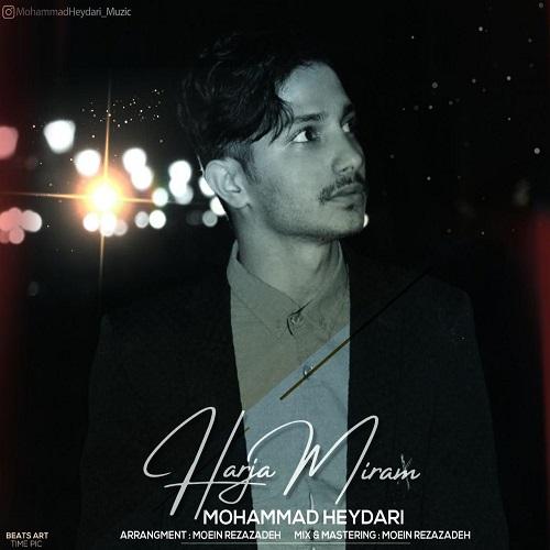 Download Music محمد حیدری هرجا میرم