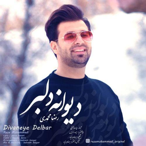 Download Music رضا محمدی دیوانه دلبر