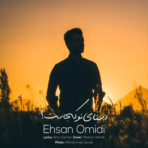 Download Music احسان امیدی دستای تو کجاست