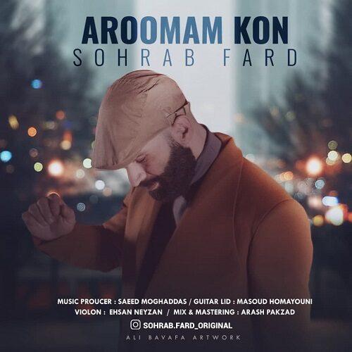 Download Music سهراب فرد آرومم کن
