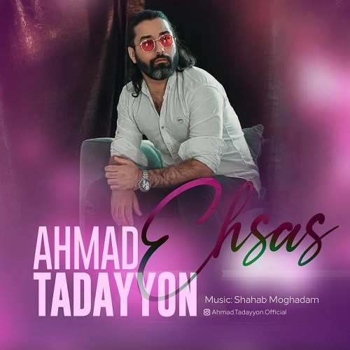Download Music احمد تدین احساس