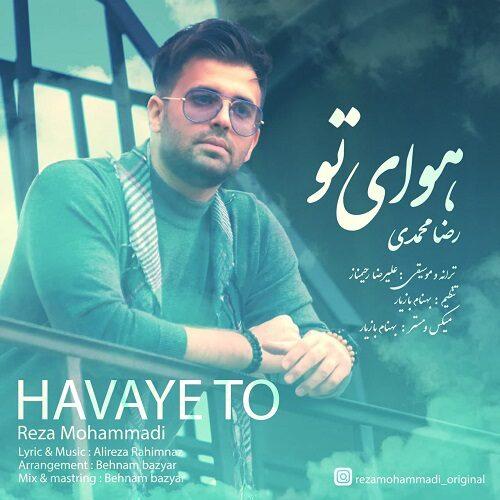 Download Music رضا محمدی هوای تو