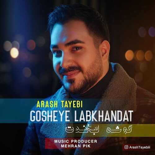 Download Music آرش طیبی گوشه لبخندت