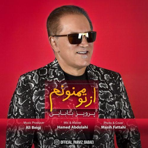 Download Music پرویز بابایی از تو ممنونم