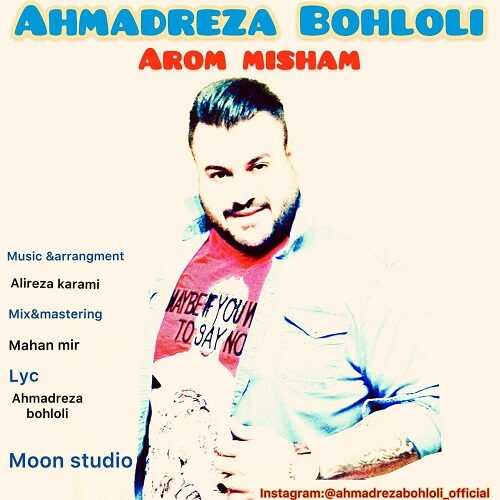 Download Music احمدرضا بهلولی آروم میشم