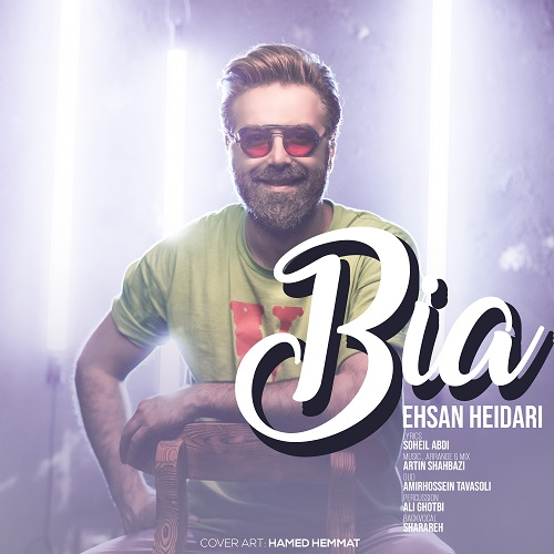 Download Music احسان حیدری بیا