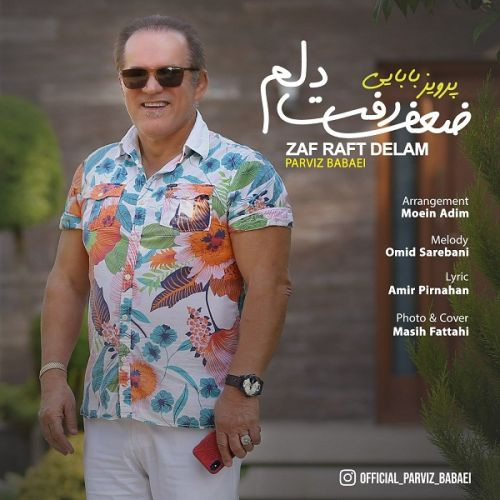 Download Music پرویز بابایی ضعف رفت دلم