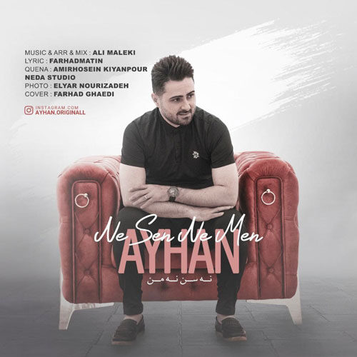 Download Music آیهان نه سن نه من