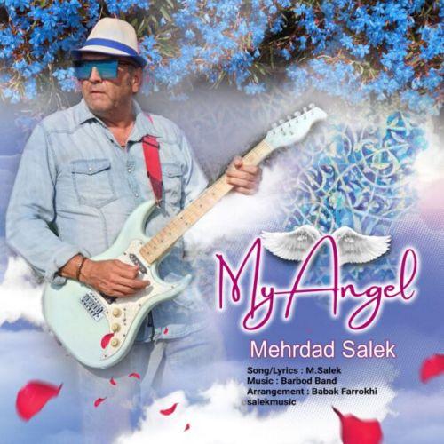 Download Music مهرداد سالک فرشته من